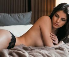 Brazilian Ufc Ring Girl Playboy