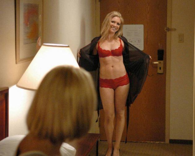 Brittany Snow Underwear