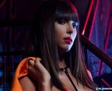 Brittny Ward Nude Playmate January