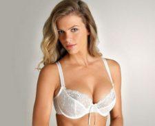 Brooklyn Decker Blonde In White Bikini
