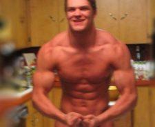 Buff Dudes Brandon Myles White