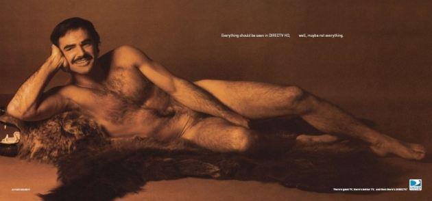 Burt Reynolds Playgirl Centerfold