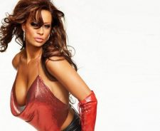 Candice Michelle Hot Playboy