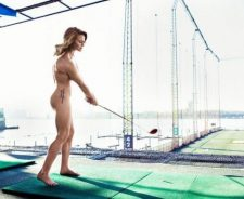 Carly Booth Espn Body Issue