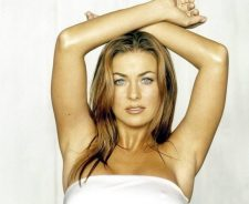 Carmen Electra Cute Face