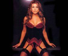 Carmen Electra In Sexy Lingerie