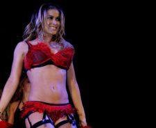 Carmen Electra Red Bra Dancing 1 1
