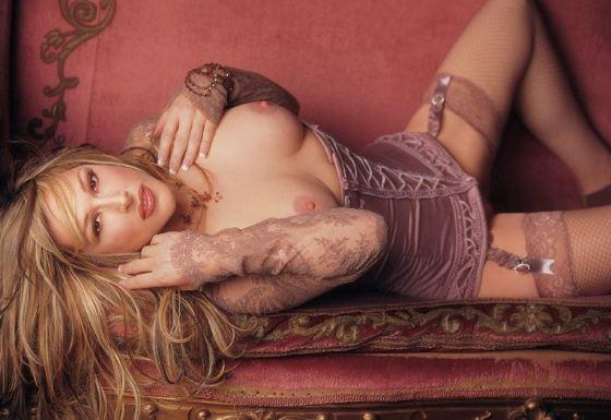 Carnie Wilson Playboy Nude