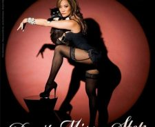 Carrie Ann Inaba Lingerie