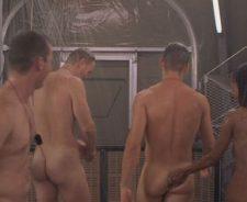Casper Van Dien Shower Scene