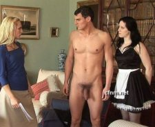 Cfnm Naked Male Servants