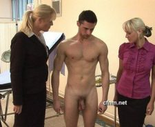 Cfnm Nude Male Clothed Female