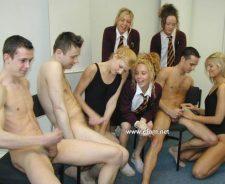 Cfnm Nude Swimming Swim Team