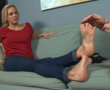 Cherie Deville Feet