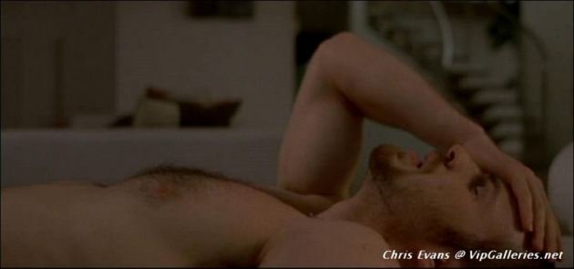 Chris Evans Actor Nude