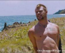 Chris Hemsworth Nude Gay Sex
