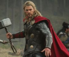 Chris Hemsworth Thor Dark World