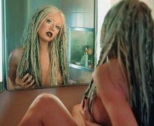 Christina Aguilera Nip Slip