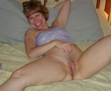 Chubby Hairy Pussy Panty