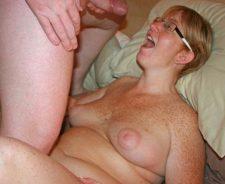 Chubby Mature Wife Amateur Redhead Porn