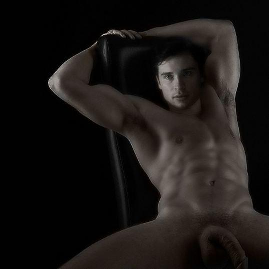 Clark Kent Smallville Tom Welling Nude