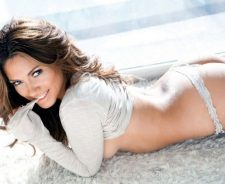 Curvy Body Ass Bikini Fur Carpet Window Jessica Burciaga