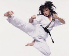 Cynthia Rothrock Karate