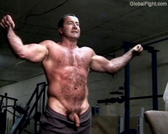 Gay wrestling nude