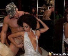Dancing Bear Bachelorette Party Gone Wild