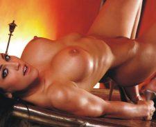 Danielle Teal Nude