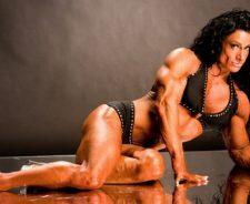 Debbie Bramwell Bodybuilder Naked