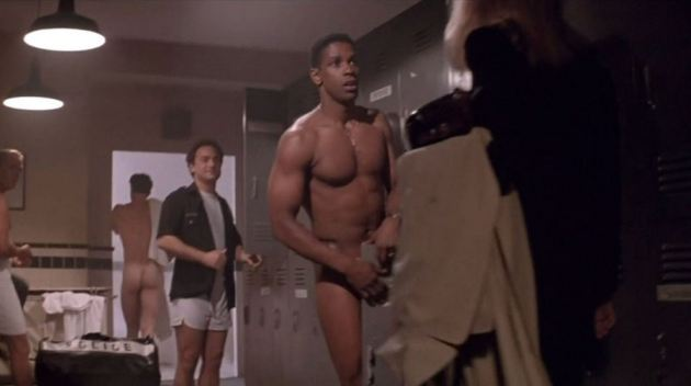 Denzel Washington Nude Scene