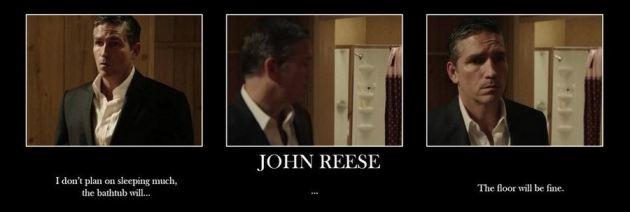 Deviantart John Reese Person Of Interest