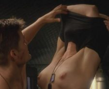 Dina Meyer Starship Troopers Nude