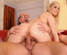 Dirty Old Grandpa And Girls