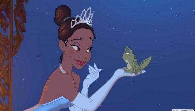 Disney Frog Princess