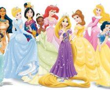 Disney Princess Ages
