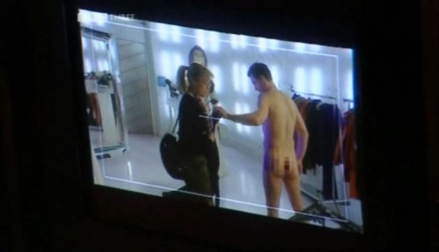 Doctor Who John Barrowman Nude