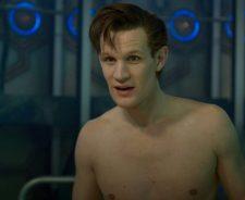 Doctor Who Matt Smith Nude