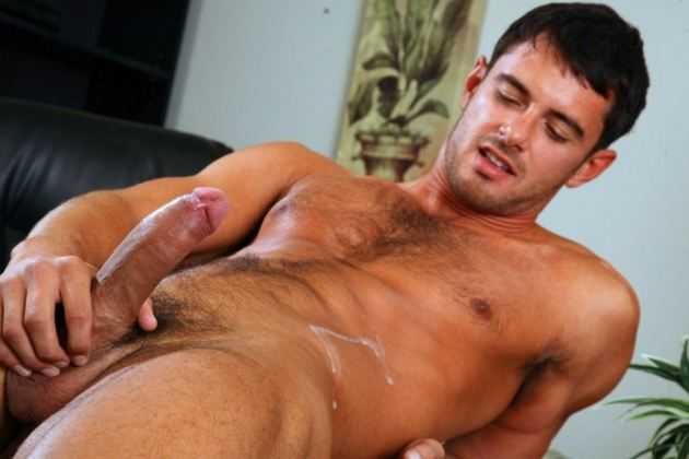 Donny Wright Jerking Off