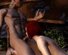 Dragon Age Porn