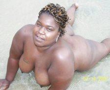 Ebony Nude Cell Phone