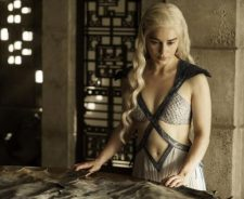 Emilia Clarke Game Of Thrones Season