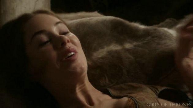 Emilia Clarke Lesbian Sex
