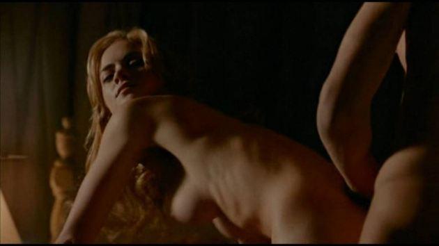 Emily Wickersham Topless