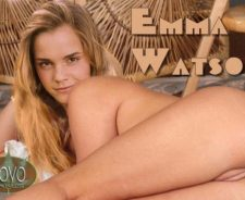 Emma Watson In Harry Potter Nude