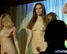 Emmanuelle Seigner Naked