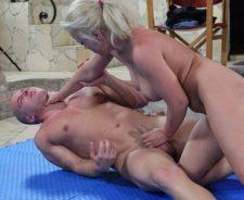 Erotic Mixed Wrestling Club