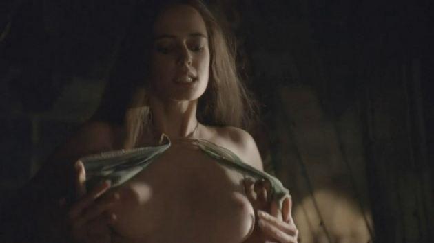 Eva Green Nude Camelot