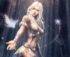 Fairy Fantasy Art Women